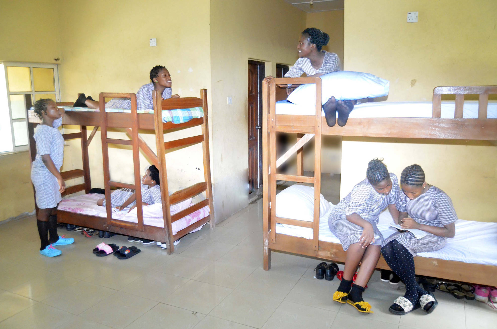 Common Room for Girls